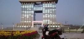 Khánh thành trung tâm hành chính chính trị tỉnh Bình Dương